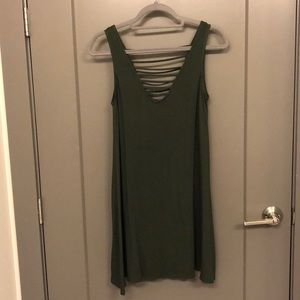 Nordstrom Strappy Swing Dress